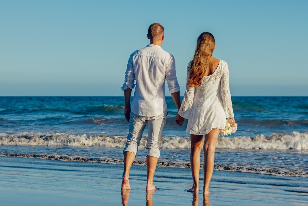Huwelijk op Ibiza