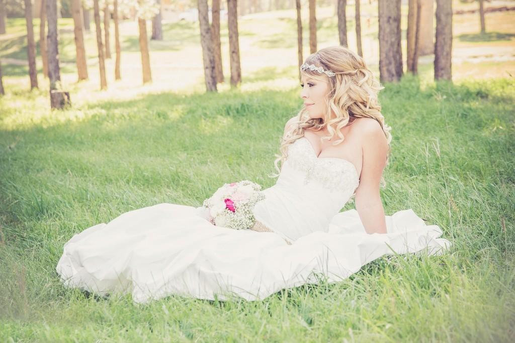 Wegdromen bij een huwelijk